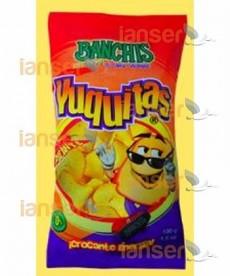 Yuquitas Picantes