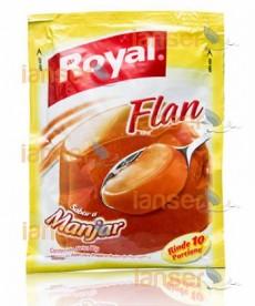Flan Sabor Manjar