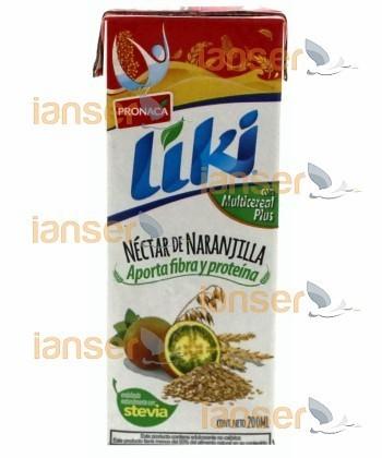 Néctar Naranjilla