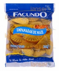 Empanaditas De Maíz