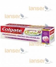 Crema Dental Total 12 Encías Saludables