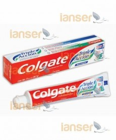 Crema Dental Triple Acción