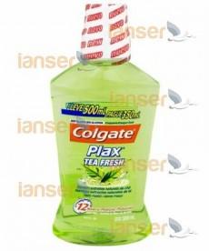 Enjuague Bucal Plax Tea Fresh