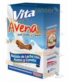 Avena Con Leche Y Canela