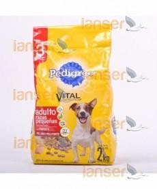 Comida De Perro Adulto Raza Pequeña Etapa 3