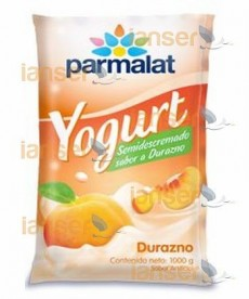 Yogurt Bebible Funda Durazno