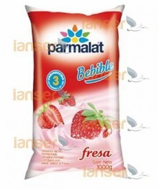 Yogurt Bebible Funda Fresa