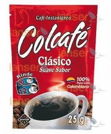 Café Clásico Instantáneo Sobre