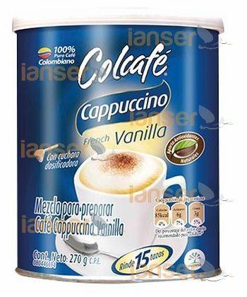 Cappuccino French Vainilla