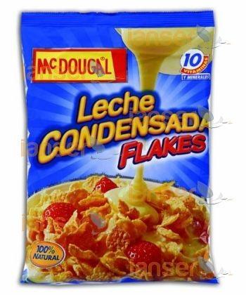 Cereal Funda Leche Condensada Flakes