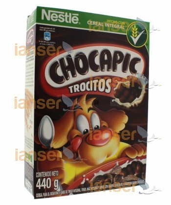 Cereal Chocolate Trocitos