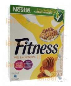 Cereal Fitness Miel y Almendras