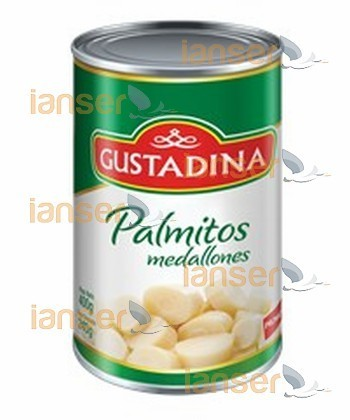 Palmito Medallones