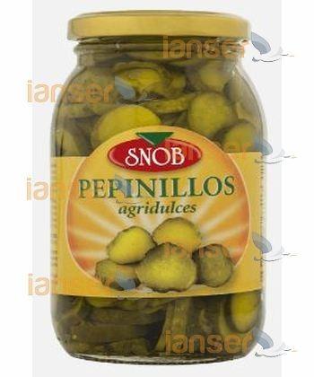 Pepinillos Agridulces