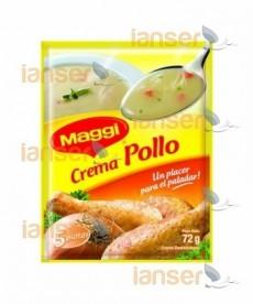 Crema De Pollo