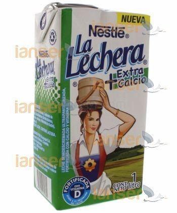 Leche Uht Semidescremada Extra Calcio
