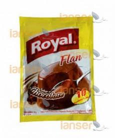 Flan Sabor Chocolate