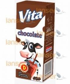 Leche Semidescremada Uht Chocolate