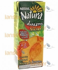 Néctar Durazno