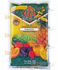 Pulpa De Fruta Naranja