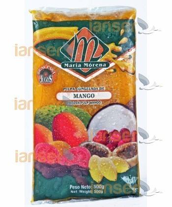 Pulpa De Fruta Mango