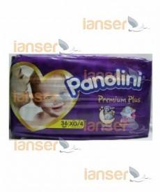 Pañal Premium Plus Extra Grande Etapa 4