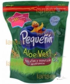 Pañitos Húmedos Aloe Vera