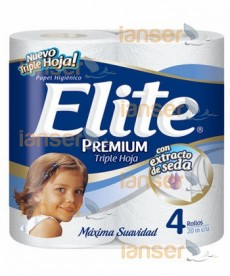 Papel Higiénico Premium Triple Hoja