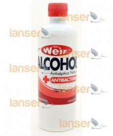Alcohol Antiséptico Natural