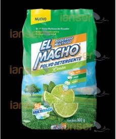 Detergente En Polvo Limón