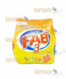 Detergente Polvo Flores