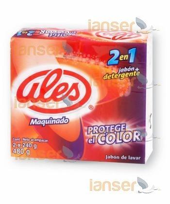 Jabón Quita Manchas Protector Color