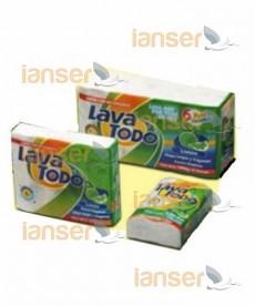 Jabón Mas Detergente Limón X6