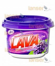 Crema Lavavajilla Uva