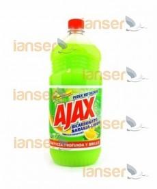 Desinfectante Fragancia Naranja Limón