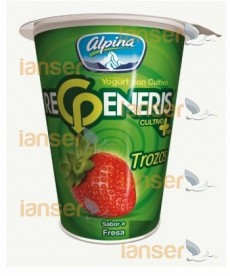 Regeneris Yogurt Sabor Frutilla