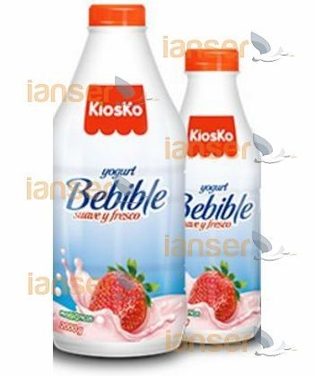 Yogurt Bebible Frutilla