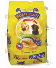 Comida De Perro Adulto Raza Mediana Y Grande Sabor Pollo
