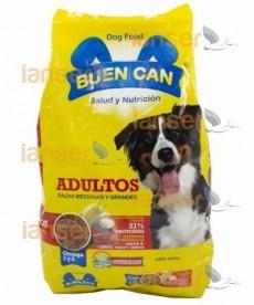 Comida De Perro Adulto Carne Maíz Y Arroz