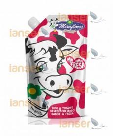 Yogurt Cartón Fresa