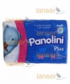 Pañal Premium Plus Etapa 2 M