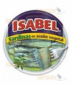 Sardina En Aceite Vegetal