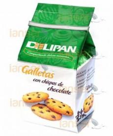 Galletas Con Chispa De Chocolate