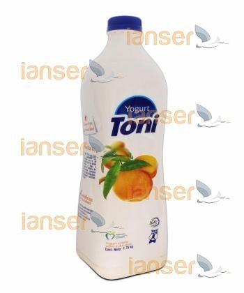 Yogurt Durazno