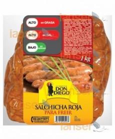 Salchicha Roja Para Freír