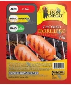 Chorizo Parrillero Chuzos