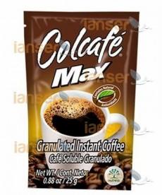Max Café Soluble Granulado Sobre