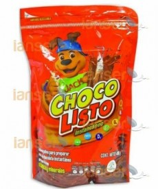 Chocolate Instantáneo En Funda