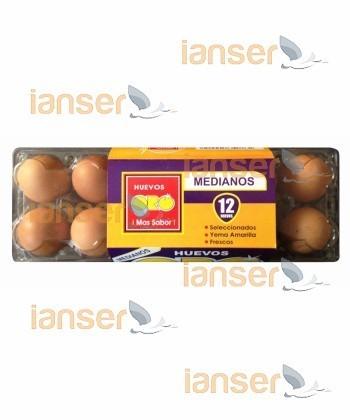 Huevos Medianos