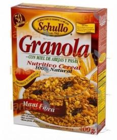 Granola Maní Fibra